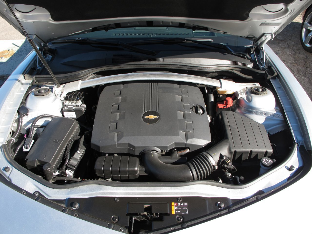 picture of GM HFV6 engine in Chevrolet Camaro, 2011