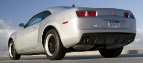 picture of Chevrolet Camaro, 2010, RS, silver