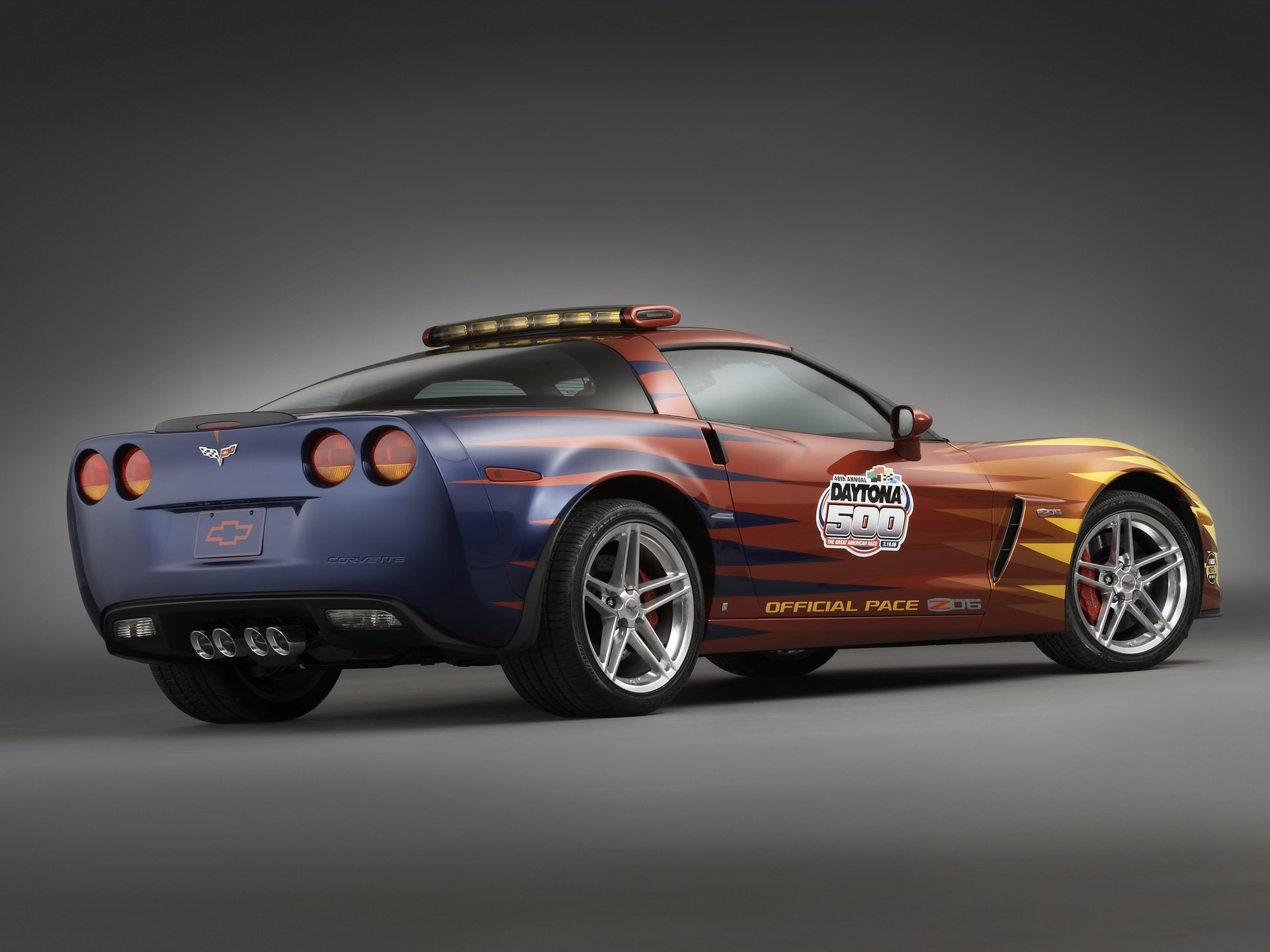picture of Chevrolet Corvette, Z06, Daytona 500 Pace Car