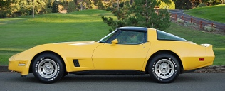 picture of Chevrolet Corvette