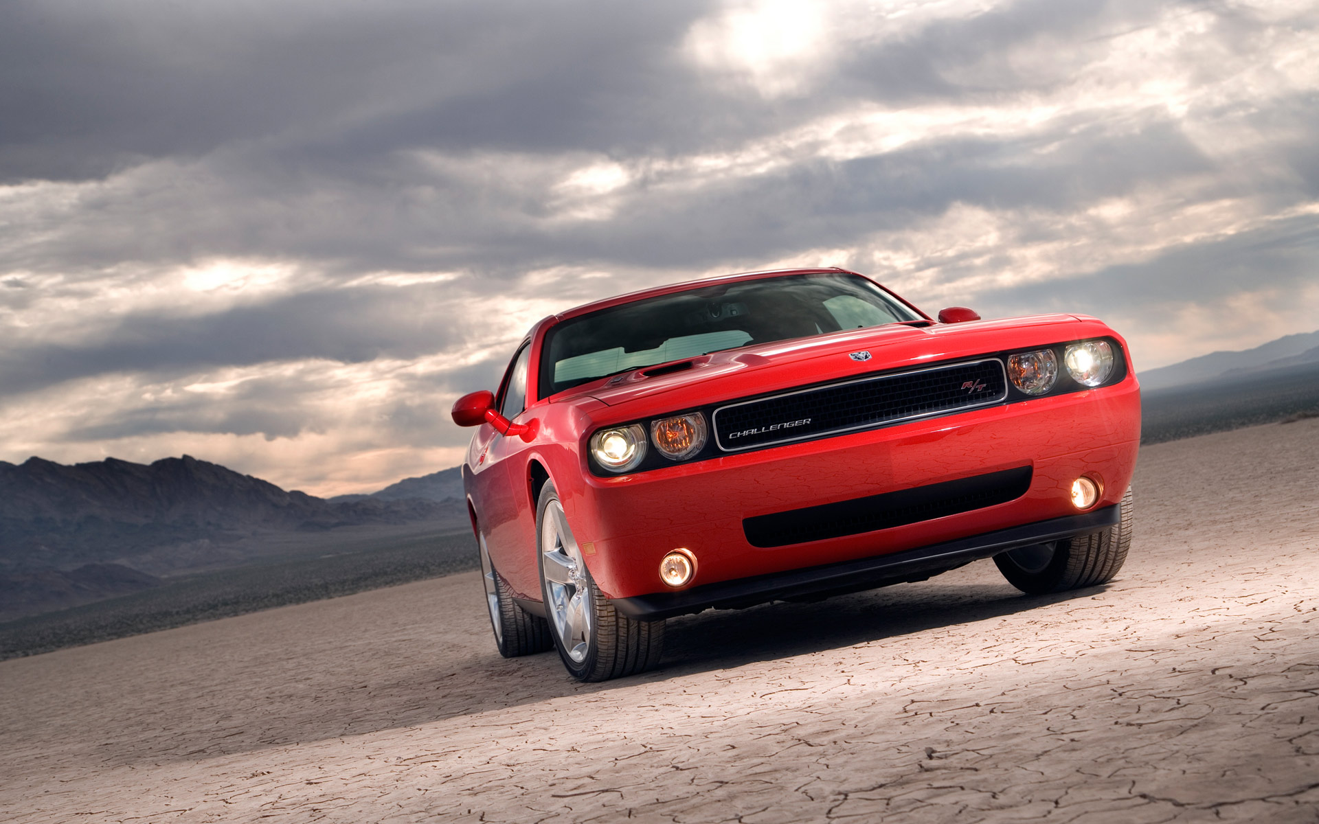 picture of Dodge Challenger, 2010, RT Mopar Special Edition, red