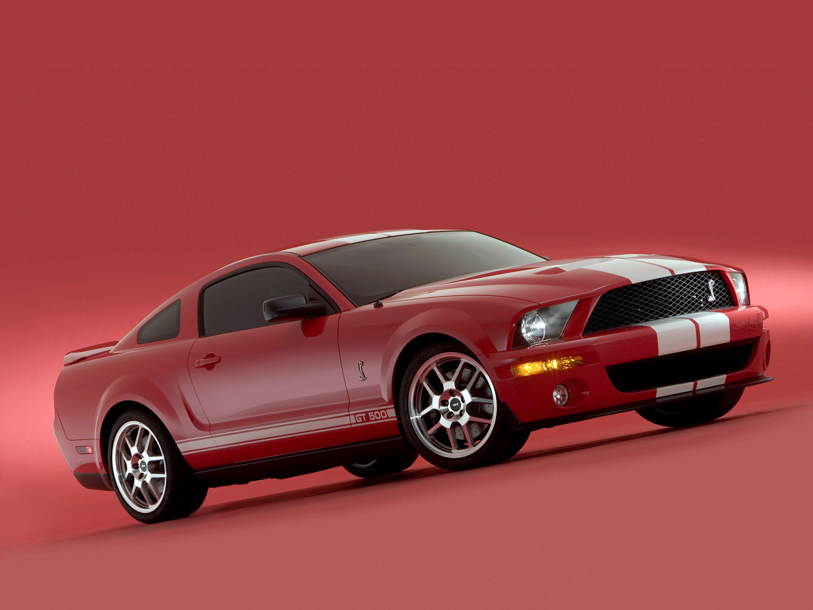 picture of Ford Mustang, 2005, Shelby Cobra GT500