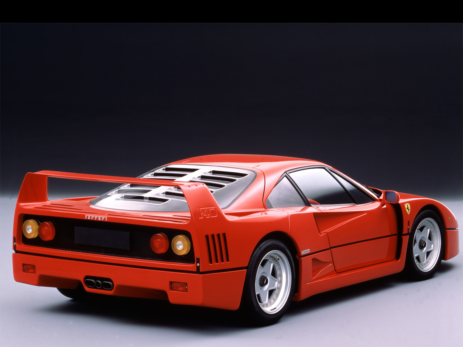 picture of Ferrari F40, 1987