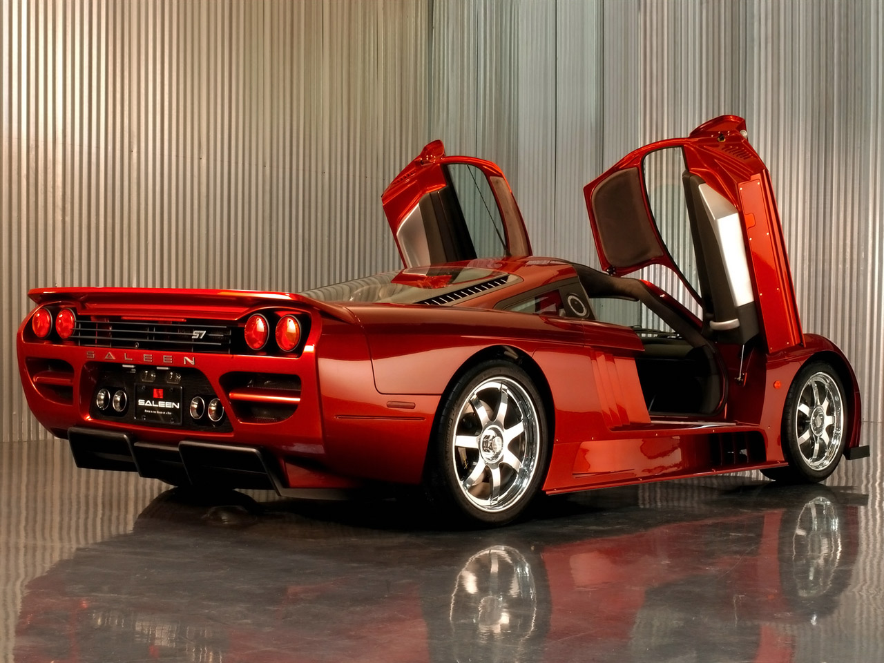 picture of Saleen S7, 2005, twin-turbo